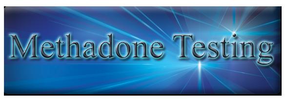 methdone testing
